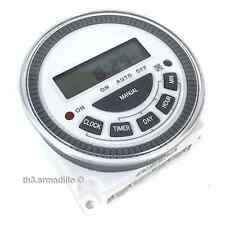 Digital Timer / Clock For Gas Combi Boilers - Baxi Halstead Potterton Wickes