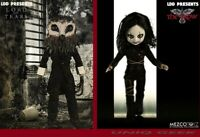 Mezco Living Dead Dolls Presents THE CROW & Lord of Tears OWLMAN Dolls