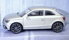 "MondoMotors 53195 AUDI A1 ""Silver"" - METAL Scala 1:43"