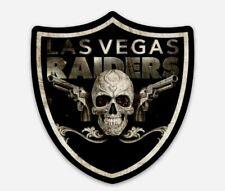 Las Vegas Raiders MAGNET - Sin City Football Raiders Nation former Oakland NFL