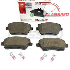 Ferodo Front Brake Pads for NISSAN MICRA Mk 3 K12 + NOTE Mk 1 E11 - 2003 to 2013