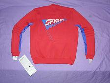 SPYDER RAD PADS Vintage New Old Stock PADDED SKI RACING SWEATER NOS 1989 NorAm M