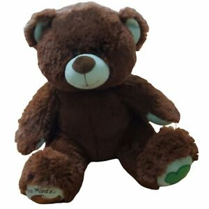 Build A Bear Girl Scouts Thin Mint Cookie Teddy Green Brown SOFT