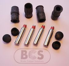 AUDI A4 A6 FRONT CALIPER SLIDER PINS AND RUBBERS SET   1306