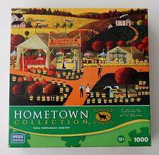 Hometown Collection Heronim Puzzle CAMBRIA FARMERS MARKET 1000 Pieces NIB Sealed