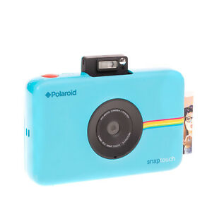 RRP €165 POLAROID SNAP TOUCH Instant Print Digital Camera Touchscreen Display