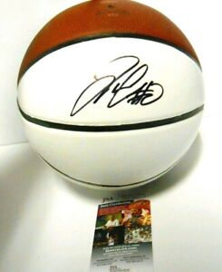 JSA DeMarcus Cousins Autographed Signed Basketball LA Clippers Warriors Boogie
