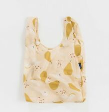 BAGGU PEAR Standard Size Reusable Bag - NWT - Discontinued Pattern