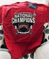Denver Pioneers NCAA Denver Pioneers 2017 Ice Hockey National Champs Shirt-NWT!