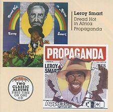 Leroy Smart - Dread Hot In Africa + Propaganda [CD]