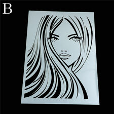 beauty layering stencils for walls painting scrapbooking stamping album decor hx