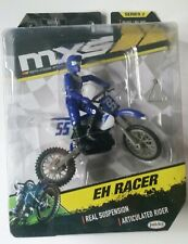 MXS EH Racer #55 Moto EXTREME SPORTS Series 2 Bike And Rider