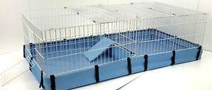 Haven Large Indoor Guinea Pig & Rabbit Cage Play Pen Run - 120 x 61 x 35 cm