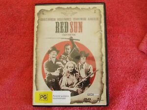 Red Sun * Charles Bronson * Western * Samurai * sexy Ursula Andress *