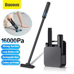 Baseus 16000Pa Cordless Vacuum Cleaner Portable Handheld Home Car Carpet Duster