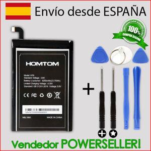 Batterie Pour Homtom HT6 + Kit Outils / Outils Capacité 6250mAh