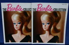 BARBIE COLLECTION CATALOGS SET OF TWO Spring 2016 New Silkstone  & Wonder Woman