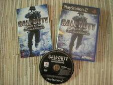 Videojuegos Call of Duty Sony PlayStation 2