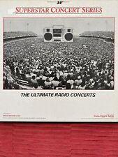 VAN HALEN Westwood One Superstar Concert SS86-26 1986 86-26 Triple Vinyl LPs
