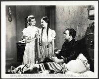 Rita Hayworth 1938 Original Promo Photo George O'Brien Western Cowboy