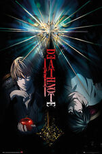 Deathnote Poster - Duo - New Japanese Manga poster FP3961