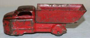 Antique Wyandotte 7 Inch Pressed Steel Toy Truck