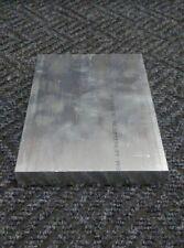 "Aluminum stock 6061, 1"" X 6"" X 8"", new cnc machining tool block machineable"