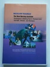 Medcom Trainex, The New Nursing Assistant; Techniques In Bathing 2 (2010 DVD)