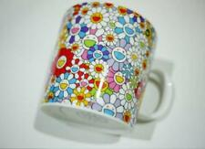 RARE TAKASHI MURAKAMI Flower Cafe of Takashi Murakami Limited Flower coffee Mug
