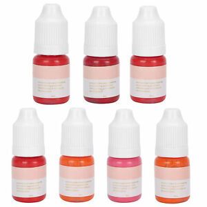 8ml Microblading Pigment Semi‑Permanent Lip Tattoo Ink Make Up Tattoo Supply