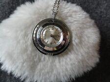 Up Necklace Pendant Watch Byn De Luxe Wind