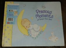 *New* Fill-In Baby Memory Photo Scrap Book Precious Moments Hard To Find (2000)