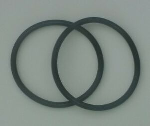 Beta Diesel single bolt end cap heat exchanger O seals X 2 Beta ref 209-80110