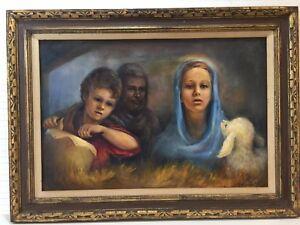"Ginna Baldwin Large Original Oil Painting on Canvas, Framed, 36"" x 24"" (Image)"