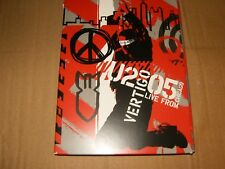 U2 - Vertigo 2005: Live From Chicago (DVD, 2005, Deluxe Edition) Used.