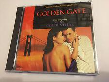 GOLDEN GATE (Elliot Goldenthal) OOP 1993 Varese Soundtrack Score OST CD NM