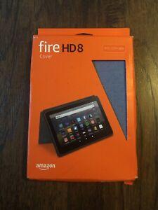 Amazon Case for Amazon Fire HD 8 7th Generation - Twilight Blue