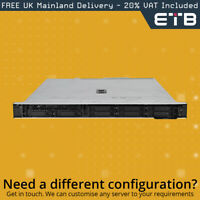 """Dell PowerEdge R340 1x8 2.5"""" Hard Drives - Build Your Own Server"""