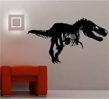 énorme T-Rex Art mural autocollant vinyle dinosaures chambre d'enfant