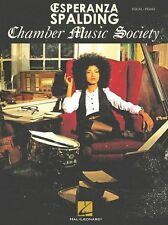 Esperanza Spalding Chamber Music Society Learn Play Piano Vocal Music Book