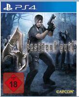 Resident evil 4 PS4 (SONY PLAYSTATION 4) NEUWARE