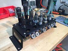 Reloading Die Shellholder Rack Bench Mounted Storage/Stands RCBS Redding Lyman
