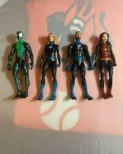 Marvel Legends Figure Lot (spider women, mr fantastic, invisible women, lasher,)