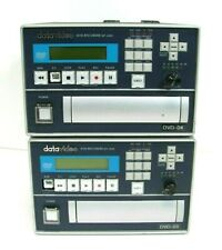 Lot Of 2 datavideo DVD Recorder MP-6000, Free Ship