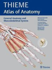 General Anatomy and Musculoskeletal System (THIEME Atlas of Anatomy) by Voll, Ma