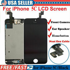 Phone Display Module Portable LCD Touch Screen Digitizer For iPhone 5C USA