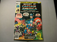 What If? #5 (Marvel, 1977) Captain America Higher Grade
