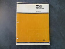 Case 1816C Uni-Loader Parts Catalog