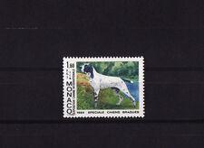 MONACO  exposition canine  chien    1984   num: 1425  **
