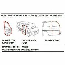 Volkswagen Transporter 5 VW T5 Complete Door Seal Kit 2004-UP